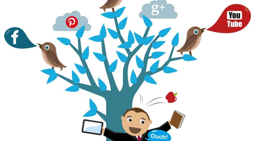 накрутка трафика из социальных сетей