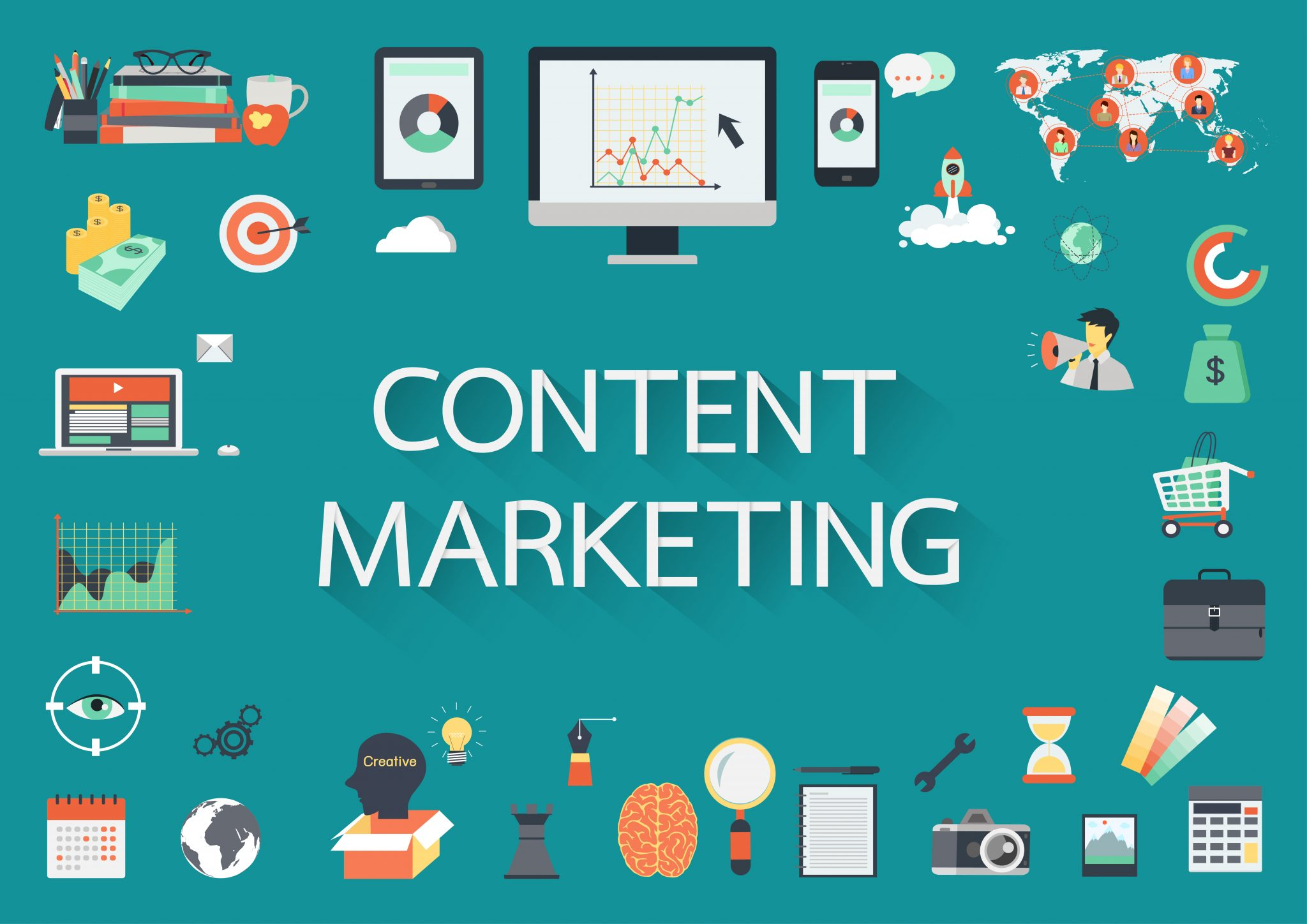 Бренд агенство и контент маркетинг для него