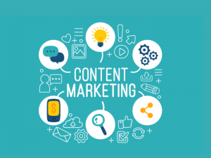 контент маркетинг продвижение